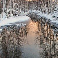 зимние зеркала :: Александр