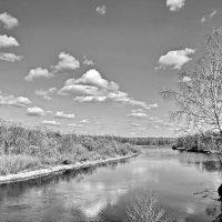 Моя  река. :: Валера39 Василевский.