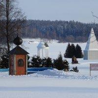 Зимняя архитектура :: Андрей Куприянов
