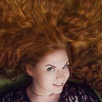 Red-haired girl :: Мария Буданова