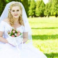 Очарование невесты :: Екатерина Шинкаренко