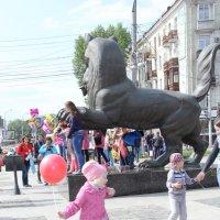 Внучка. :: Андрей