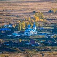 Сельский храм :: Сергей Щербаков
