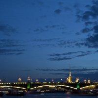Троицкий мост. :: Владимир