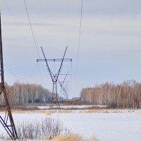 Зазвенели,заиграли провода! :: A. SMIRNOV