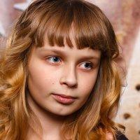 Маленькая моделька :: Юрий Сыромятников