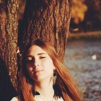 Осенние тона :: Анастасия Рыбалко
