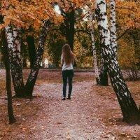Прощай, осень.. :: Анастасия Рыбалко