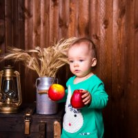 Яблочки для Ульяночки) :: Ульяна К