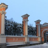 Александро-Невская лавра :: Вера Моисеева