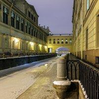 Санкт-Петербург, Зимняя канавка :: Вадим Мирзиянов