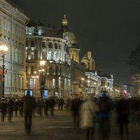 Санкт-Петербург, Адмиралтейский проспект :: Вадим Мирзиянов
