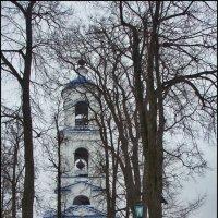 Церковь Успения Пресвятой Богородицы в Стромыни :: Дмитрий Анцыферов