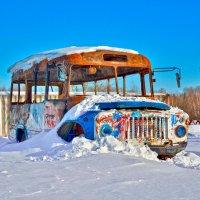 Старый автобус :: дим димин