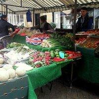 Рынок выходного дня в Стамфорде. Англия. :: Елена