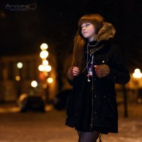 Немного потерялась :: Андрей Белов