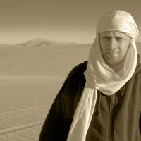 В Сахаре :: Александр