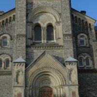 Фрагмент здания University College (Торонто) :: Юрий Поляков