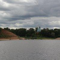 Великовражская церковь. Нижегородская обл. :: Сергей Крюков