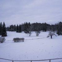 Здесь снег и воздух чист и свеж!! :: Валентина Папилова