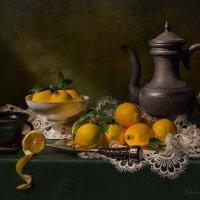 С лимонами и чаем :: Светлана Л.
