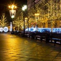 Новогодняя Москва :: Оксана Пучкова
