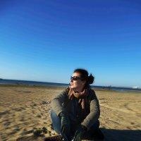 Море в ноябре :: марина давидовская