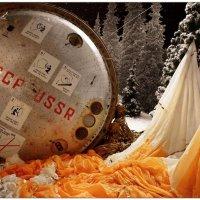 Нештатная посадка в Мемориальном музее космоса :: Кай-8 (Ярослав) Забелин