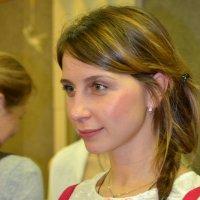 муза :: Евгения Дмитракова
