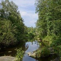 Река Железенка :: Борис Соловьев