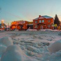 Зимнее утро :: Андрей Нагайцев