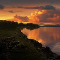 Озеро :: Ron Леви
