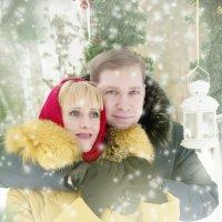 вдвоем тепло всегда :: Татьяна Малинина