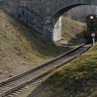 поезд2 :: Сергей Леонтьев