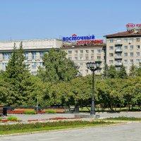 Уголок любимого города :: Дмитрий Конев