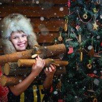 Новогоднее :: Олеся (Лесика) Касьянова