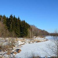 Озеро :: Милешкин Владимир Алексеевич