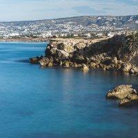 побережье города Пафос.южный Кипр :: Евгений Кот