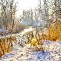 у реки :: Viktoriya Bilan