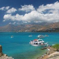 Crete :: Vilma Zutautiene