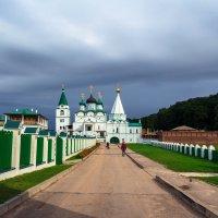 Вознесенский Печерский Монастырь :: Александр Кореньков