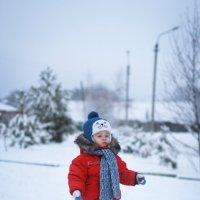Зимние прриключения :: Екатерина Парфиленко