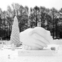 Давай пожмём друг другу руки... :: Владимир Болдырев