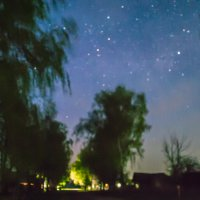 Ночь в деревне :: Микто (Mikto) Михаил Носков