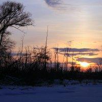 Последний день января... :: Евгений Юрков