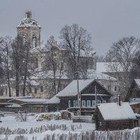 Зимнее село :: Елена Артамонова