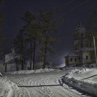 Ночной монастырь :: Елена Артамонова