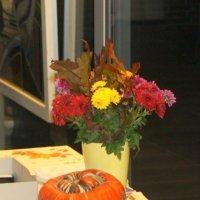 Осенний букет :: Татьяна_Ш