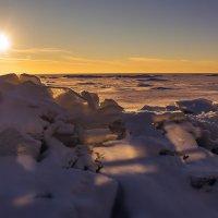 Ледяной завал :: Valerii Ivanov