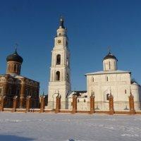 Волоколамский кремль. Вид с городского вала. :: Galina Leskova